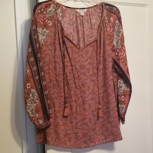 Lucky Brand Top Size L